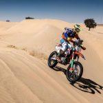 Tomás de Gavardo correrá el Atacama Rally con nueva moto
