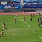 Este sábado comenzó la segunda fecha del Torneo Nacional de Asociaciones de Rugby Femenino