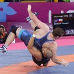 Yasmani Acosta clasificó al repechaje en el Mundial de Lucha Olímpica