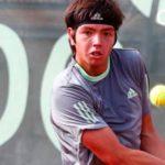 Con cuatro títulos nacionales en singles finalizó el Internacional Junior UC