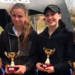 Antonia Sarria se tituló campeona de la categoría 16 años en el Internacional Tenis Junior UC