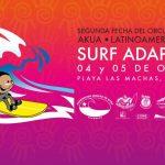 Arica recibe este fin de semana el Nacional y Latinoamericano de Surf Adaptado