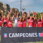 Valparaíso logró el bicampeonato del Torneo Nacional de Asociaciones de Rugby Femenino