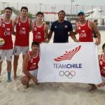 Chile cayó ante Qatar en los cuartos de final del volleyball de los Juegos Mundiales de Playa