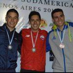 Esteban Bustos logró el pentacampeonato sudamericano de Pentatlón Moderno