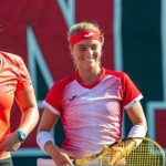 Fernanda Labraña jugará la final de dobles del W15 de Norman