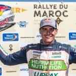 Ignacio Casale ganó la categoría quads en el Rally de Marruecos