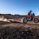 José Ignacio Cornejo recupera terreno en el Rally de Marruecos