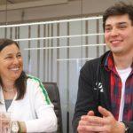"""Ministerio del Deporte dio a conocer el Seguro """"Guga"""" para deportistas que entrenen o compitan en el extranjero"""