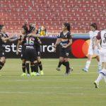 Santiago Morning debutó en la Copa Libertadores Femenina con un empate ante UAI Urquiza