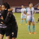 Santiago Morning goleó a Municipalidad de Majes en la Copa Libertadores Femenina