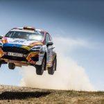 Categoría Junior del WRC tomará parte en el Copec Rally Chile 2020