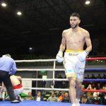 Matías Águila derrotó a Mirko Manquecoy y se tituló campeón nacional de peso mediano