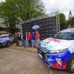 Este jueves se realizó el lanzamiento oficial del Gran Premio La Unión - Río Bueno del RallyMobil