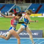 Amanda Cerna finaliza quinta y logra nuevo récord nacional en el Mundial de Atletismo Paralímpico