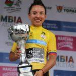 Arantza Villalón se tituló campeona de la Vuelta al Porvenir en Colombia