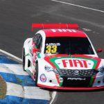Benajmín Hites y el argentino Tomás González logran el segundo lugar en el Top Race Series