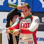 Benjamín Hites fue segundo en el cierre de la úndecima fecha del Top Race Series