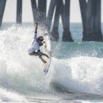 Cristóbal Montecinos, Noel de la Torre y Estela López siguen en competencia en el Mundial Junior de Surf