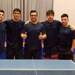 Equipo chileno ya está en Tailandia para disputar el Mundial Juvenil de Tenis de Mesa