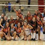 Club Murano saca ventaja sobre Boston College en la final de la Liga A1 Femenina de Volleyball