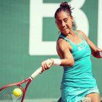 Daniela Seguel se despidió del W60 de Saint-Malo tras caer en singles y dobles