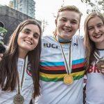 Macarena Pérez logra medalla de plata en Mundial de BMX Freestyle y clasifica a Tokio 2020