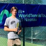 Matías Gaedechens sumó su segundo título consecutivo en el ITF World Tennis Tour Juniors