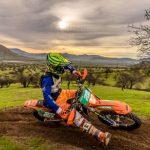 Matteo de Gavardo hace las maletas para vivir y competir en España