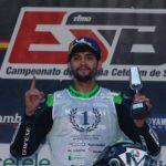 Maxi Scheib se tituló campeón del Campeonato de España de Superbikes
