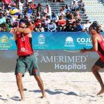Primos Grimalt cayeron en los cuartos de final de la fecha mexicana del World Tour de Volleyball Playa