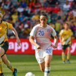 La Roja Femenina cayó en su primer partido amistoso ante Australia