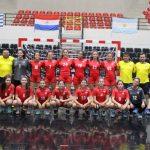 Un triunfo, un empate y una derrota marcaron el debut chileno en el Centro Sudamericano de Handball Sub 14