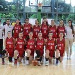 Chile cayó ante Argentina en su debut por el Sudamericano Sub 17 de Básquetbol Femenino