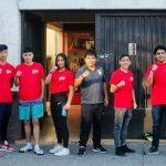 Selección Chilena Cadete de Boxeo participa en la Copa Arutam de Ecuador