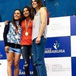 Chile sumó tres nuevas medallas en el Panamericano Juvenil de Escalada Deportiva