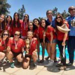 Asociación H2O y Stadio Italiano ganaron el torneo Súper 4 de Waterpolo