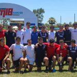 Chile se quedó con el segundo lugar en el Sudamericano M18 de Rugby