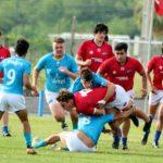 Chile sumó un triunfo y una derrota en el inicio del Sudamericano M18 Challenge de Rugby