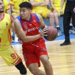 Sergio Ceppi y Club Brisas sacan ventaja en las semifinales de la Segunda División de la LNB