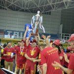 Español de Talca se tituló campeón de la Segunda División de la LNB