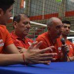 La Roja del Volleyball Masculino reúne a sus figuras extranjeras y alista viaje a Cuba