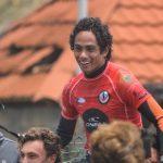 Roberto Araki y Lorena Fica se titularon campeones del surf nacional
