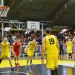 Español de Talca toma ventaja en la final de la Segunda División de la LNB