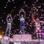 Ignacio Casale se tituló campeón de la categoría quads en el Dakar 2020