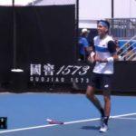 Alejandro Tabilo logra un gran triunfo ante Matteo Viola y clasifica al cuadro principal del Australian Open