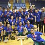 Básquetbol San Fernando se tituló campeón del Torneo Internacional Masculino U22 de Puente Alto