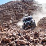 """Chaleco"" López baja al segundo lugar de la general tras la tercera jornada del Dakar"
