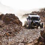 """""""Chaleco"""" López gana la segunda etapa del Dakar y es el líder de la categoría Side By Side"""