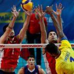 Chile se impuso a Colombia en el cierre del Preolímpico de Volleyball Masculino